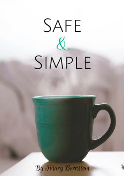 Safe & Simple by Hilary Bernstein (mini)