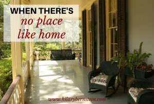 What makes you feel at home is unique to every single person. You can do some things to help turn your house into a home – and your home into a haven. That's where No Place Like Home enters the picture. I want to help you create a home.