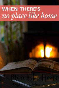 What makes you feel at home is unique to every single person. You can do some things to help turn your house into a home – and your home into a haven. That's where No Place Like Home enters the picture. I want to help you create a home. And I want to help you transform your home into a haven.