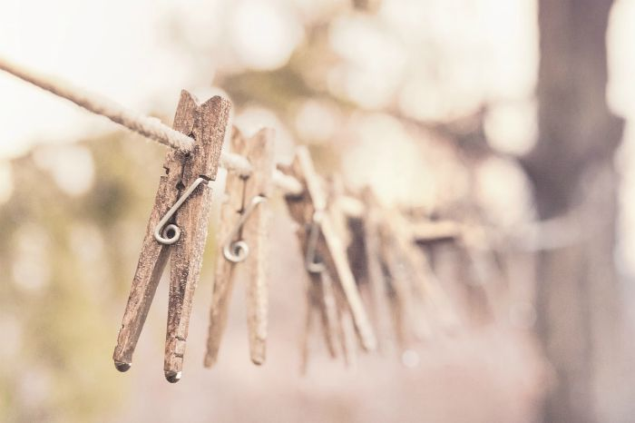 "Take a deep breath and stop worrying about your laundry habits. The ""right"" laundry routine completely depends on you and your current season of life."