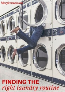After years of trial and error, I've found the right laundry routine completely depends on your current season of life.