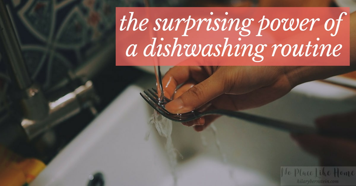 Dirty dishes are an inevitable part of life. Creating a daily dishwashing routine can help save time and reduce hassles and mess.