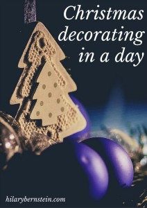 Black Friday doesn't have to include middle-of-the-night shopping and getting smooshed in crowds. You can still shop for deals AND enjoy Christmas decorating in a day.