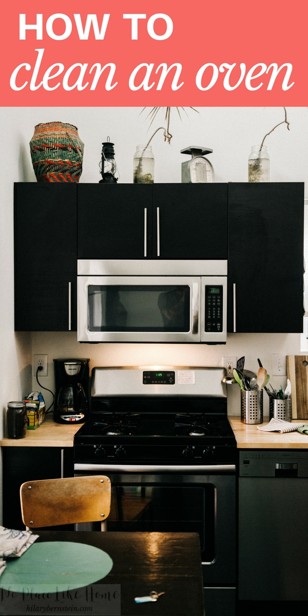 If you don't have a self-cleaning option, have you ever wonderedhow to clean an oven ? Here's a safe and simple 3-step process!