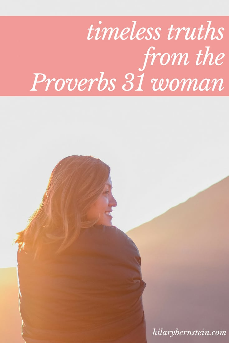 Learn how to become a modern-day Proverbs 31 woman in my new eBook!