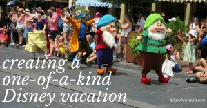 Planning a vacation to Walt Disney World? Forget about anything that seems cookie-cutter ... it's easy to create your own one-of-a-kind Disney vacation!