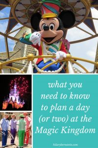 Thinking of a Disney vacation? Here's how you can plan to see Magic Kingdom in one day (or two).