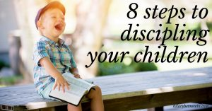 Discipling your children is necessary for Christian parents. But how do you do it?