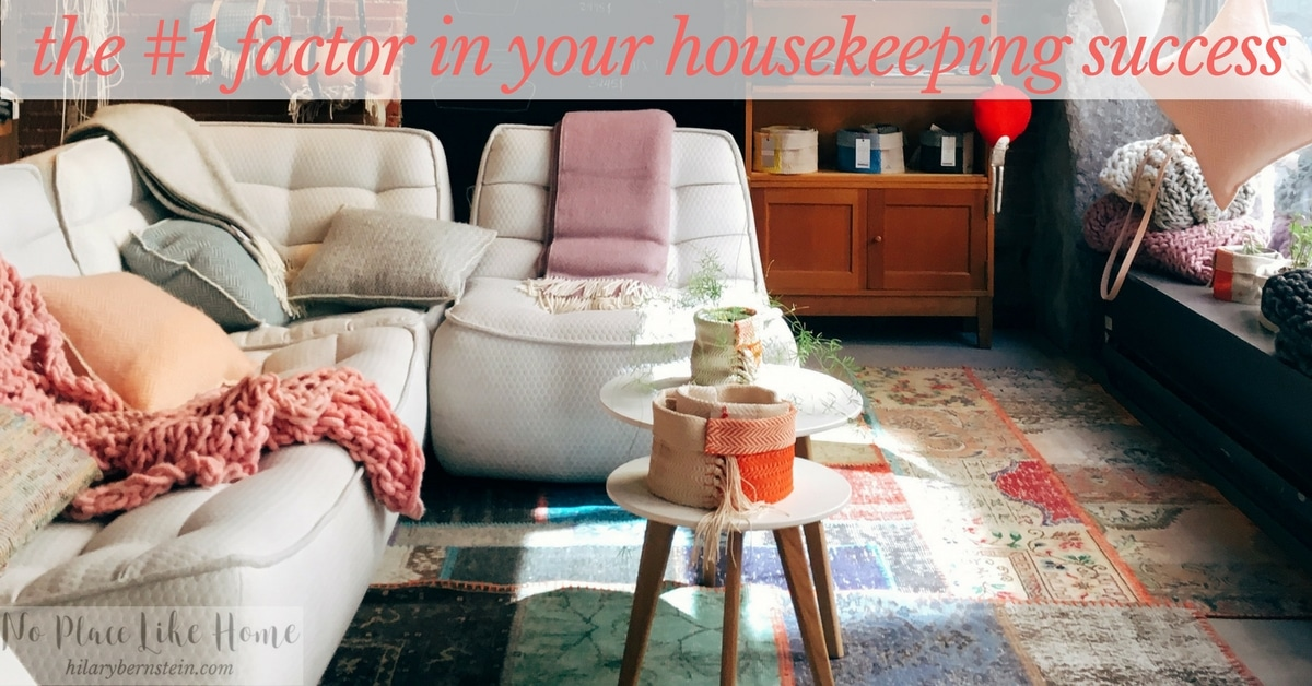 You might be surprised by the #1 factor in your housekeeping success ...