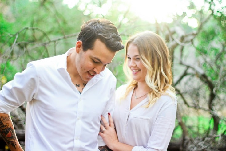 In marriage, it's thoughtful to consider what your husband likes. Here's an embarrassingly easy way to discover what your husband likes.