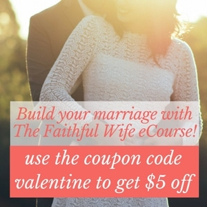 The Faithful Wife Valentine Special Offer
