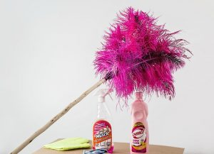 Safely cleaning your home depends on your choice of cleaning products.