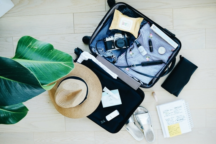 4 Things to Clean Before Vacation