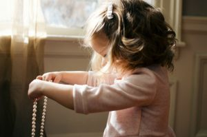 By stepping back as moms and allowing ourselves to see the big picture, we might be more patient and tolerant of the kid-made messes in our homes.
