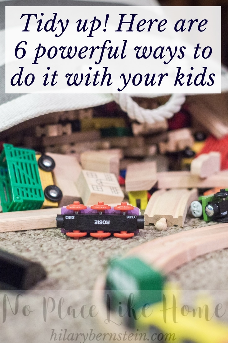 If you have children, you already know it's tough to keep your home clean. Here are 6 ways to keep a tidy home with kids!