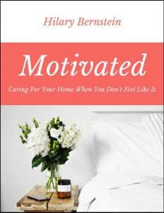 Motivated by Hilary Bernstein