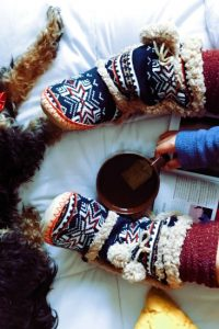 It's not difficult to embrace hygge in your own home. It does involve changing your mindset from busily accomplishing so much to being willing to accept margin – and to relax and enjoy the little things in life