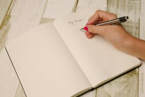 As I realistically decide when I'll actually have time to do everything, I've found my to-do lists are easy to create. (And the to-do lists are much easier to accomplish, too!)
