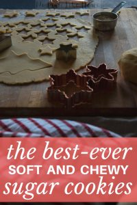 Looking for the perfect sugar cookie recipe? Look no further than these best-ever soft and chewy sugar cookies!