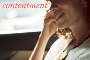 Start here ... for contentment!