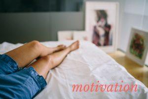 Start here ... for motivation!