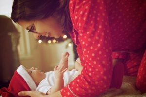Are you the mom of young children? You'll love these 8 ways to make Christmas special with babies and toddlers!