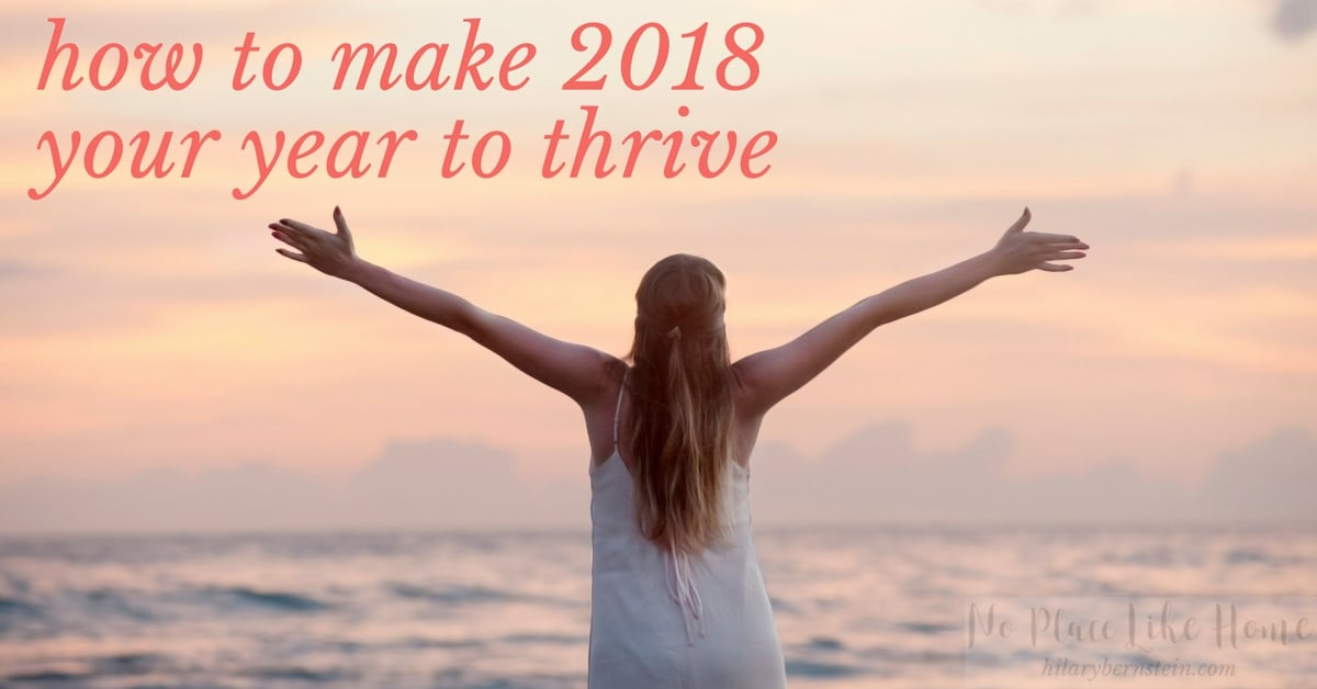 As you seek the Lord's guidance, evaluate the main aspects of your life, set good goals, and reassess throughout the year, you're ready and equipped to thrive.