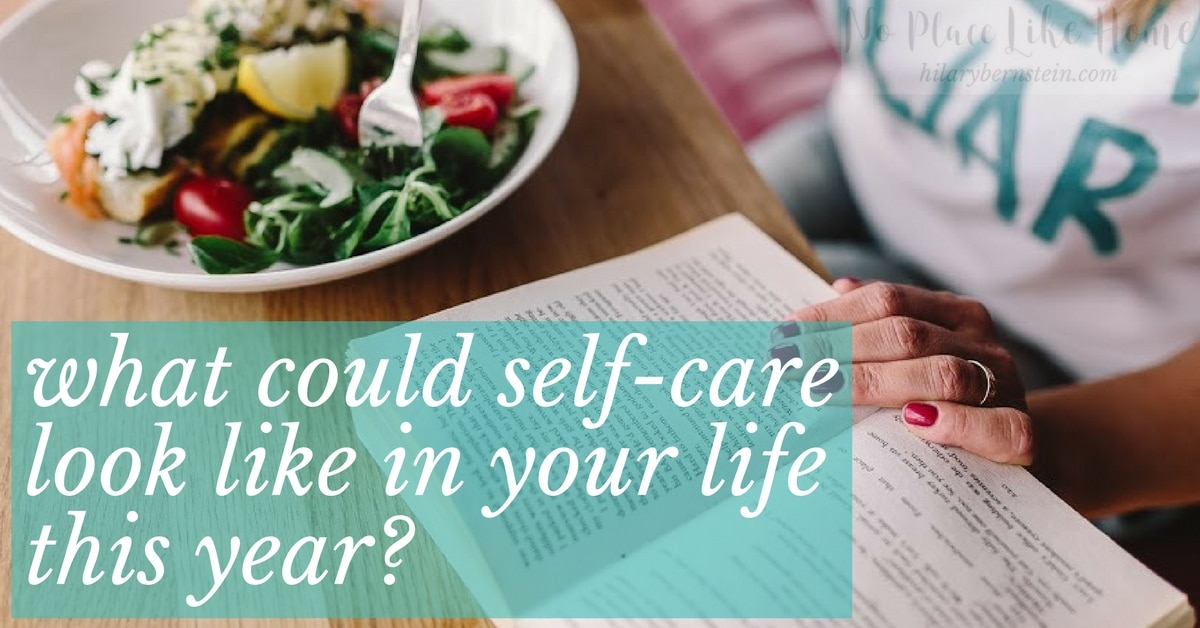 Self-care quite simply is taking time to do something that refreshes you. Sometimes you can find pockets of time to devote to yourself – and other times, you simply have to stop and make the time.