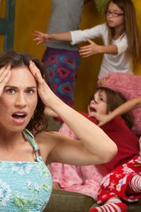 3 Helpful Strategies to Overcome Mommy Defeat