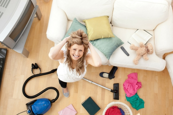 Need to simplify your homemaking? You might be surprised at how one factor in your home can be a huge game-changer.