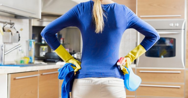 Rescue Your Messy Home with a Homemaking Reset Day