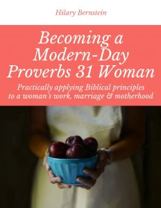 Becoming a Modern-Day Proverbs 31 Woman